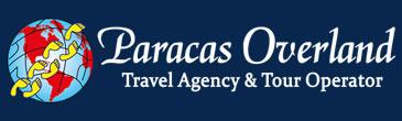 logotipo Paracas Overland